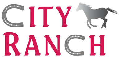Indy City Ranch logo